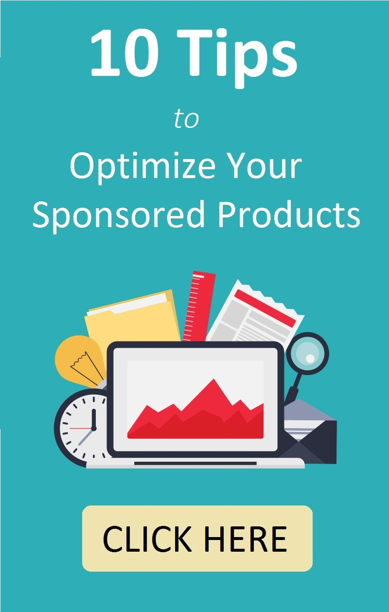 10 Tips to Optimize Amazon Sponsored Products