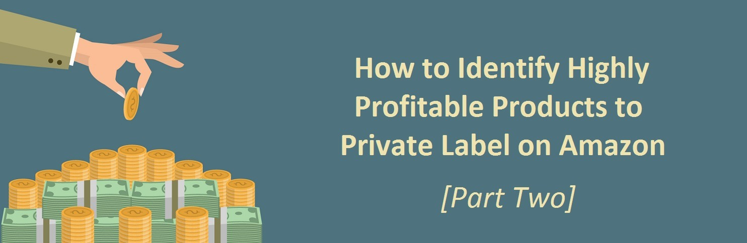 Identify Profitable Products to Private label on Amazon Part 2