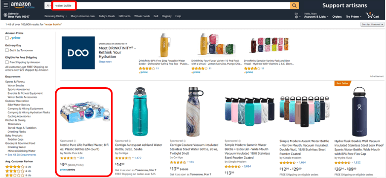 amazon ppc targeting strategy