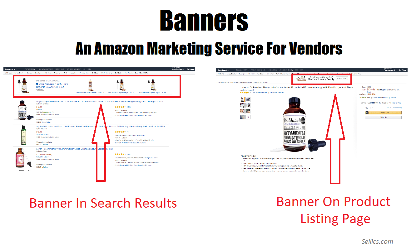 banners amazon marketing service for vendors