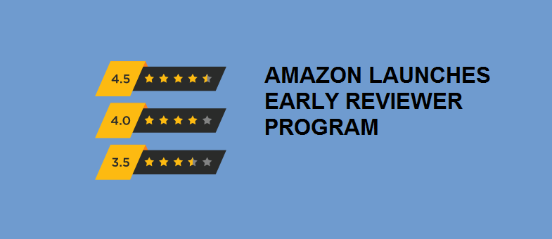 early reviewer program amazon sellers
