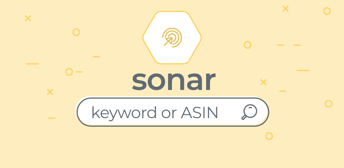 Amazon PPC Keyword Research with Sonar - Sellics