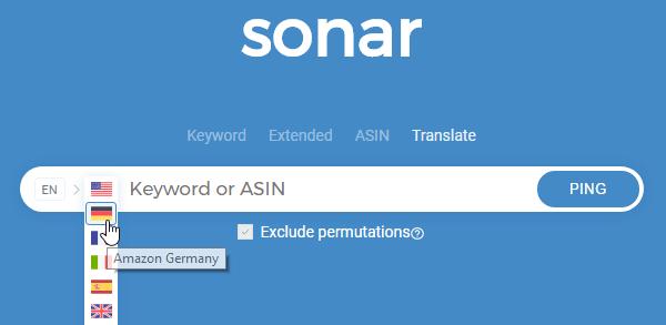 amazon keyword translator