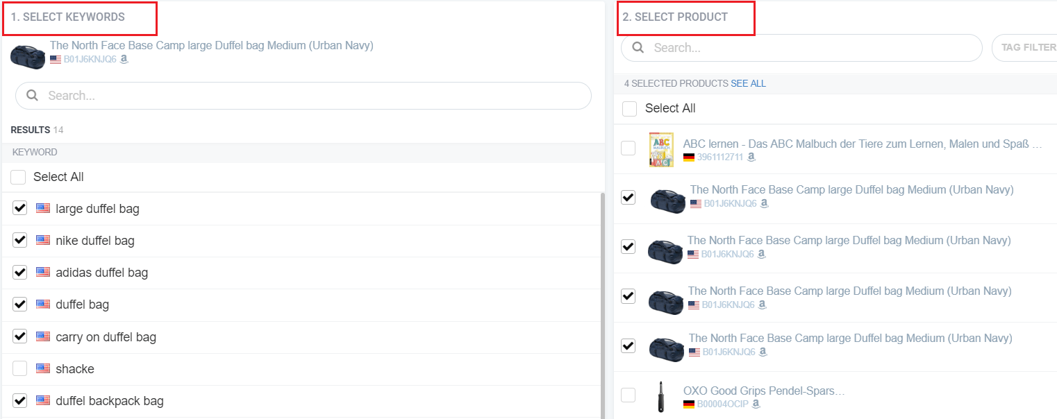 amazon seo management
