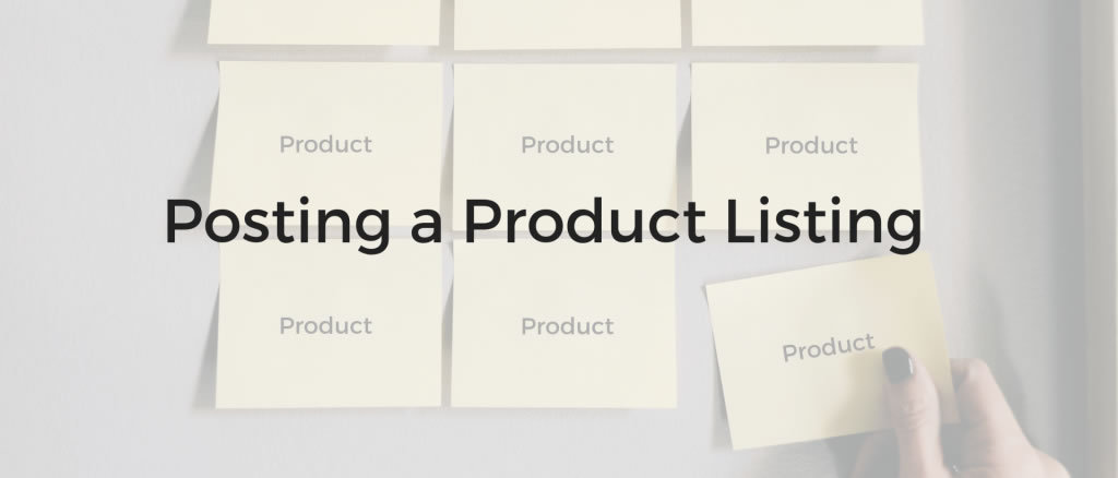 93da48868768 The process of listing a new product on Amazon is fundamentally different  from adding a new item to your eBay account. The only thing the two have in  common ...