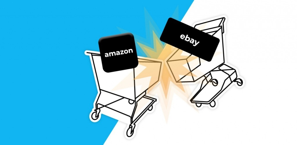 Amazon vs  eBay: Where should you sell your products? - The