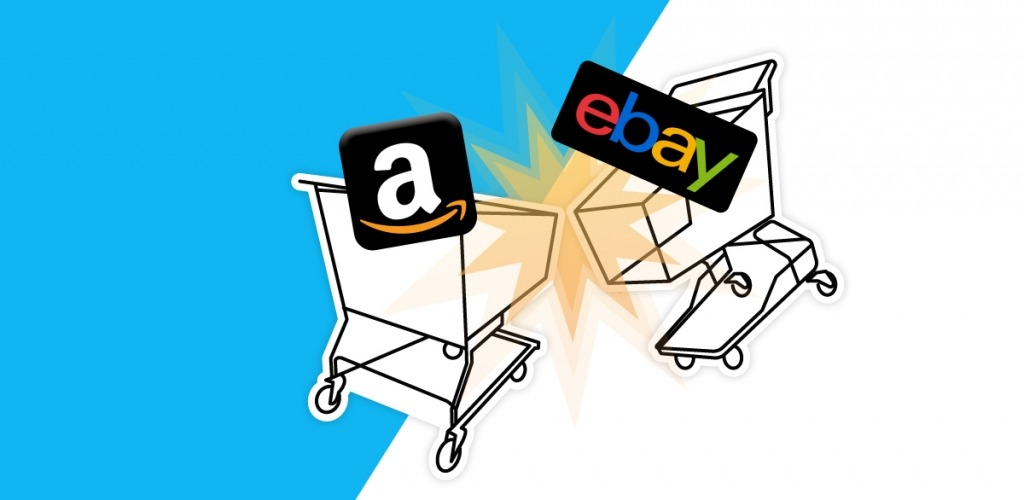 Amazon vs. eBay: Where should you sell your products?