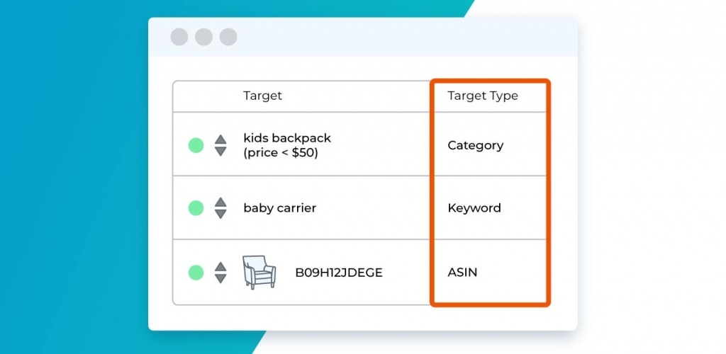 NEW: Product ASIN Targeting & Bid Optimization in Sellics