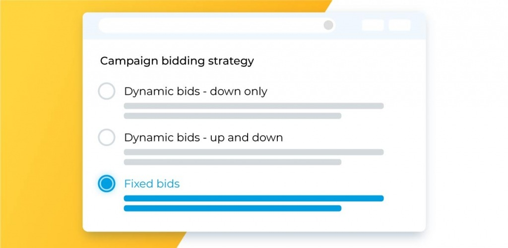 Amazon Releases Dynamic Bidding Strategies and Bids by Placement + Now Also Available in Sellics