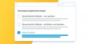 Amazon releast dynamische Bidding Strategien und Bids nach Platzierung + jetzt auch in Sellics verfügbar