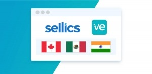 Update — Sellics VE: New Marketplaces + Content Module Improvements