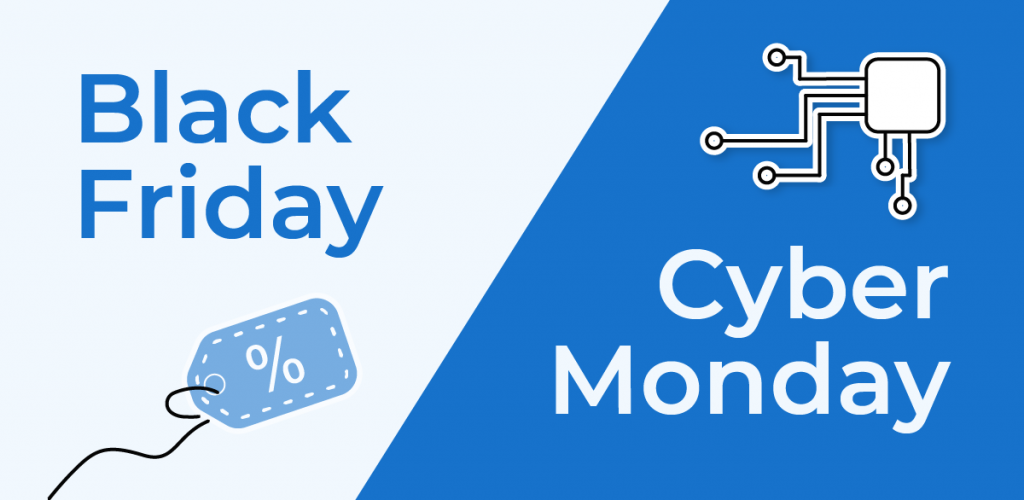 Amazon Black Friday Cyber Monday Marketing Strategie und